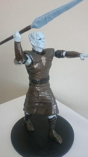 Night King Pole Pose 3D Print 26436