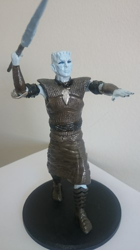 Night King Pole Pose 3D Print 26437