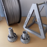 Small ColorFabb Economy Spool Holder 3D Printing 26596