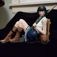 Small Machiko - the rebel 3D Printing 26604