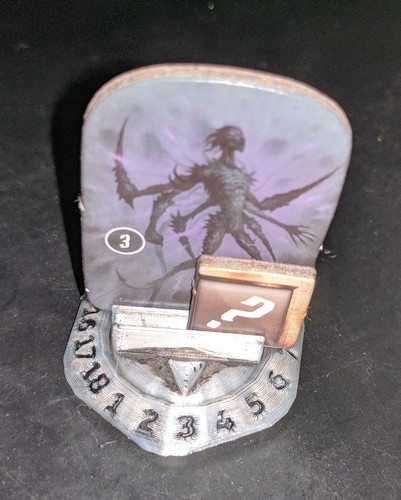 Gloomhaven monster base 3D Print 26664
