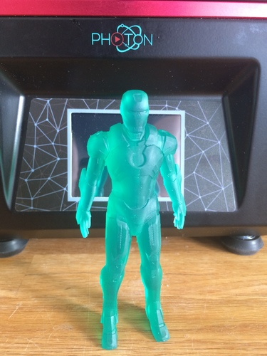 Iron Man Mark 7 3D Print 26665
