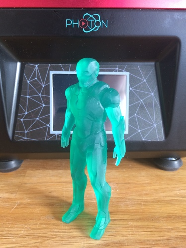Iron Man Mark 7 3D Print 26667