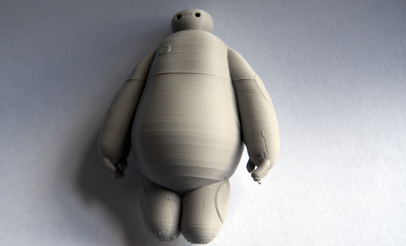 BIG HERO 6 - BAYMAX 3D Print 2671