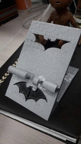 batman phone holder 3D Print 26740