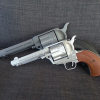 Small Colt Single Action Army Revolver 1873 3D Printing 26787