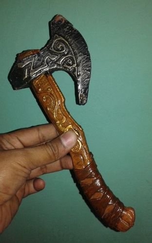 Battle Axe 3D Print 26902