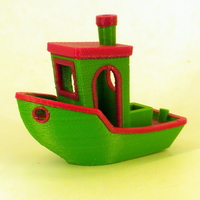 Small #3DBenchy - The jolly 3D printing torture-test 3D Printing 26950