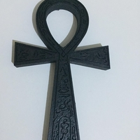Small Ancient Egyptian Ankh 3D Printing 26994
