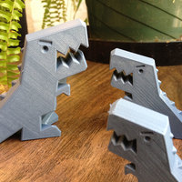 Small Robber Rex 3D Printing 27