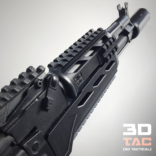 3DTAC / AK Complete Modular Package (Airsoft only) 3D Print 27055