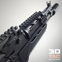 Small 3DTAC / AK Complete Modular Package (Airsoft only) 3D Printing 27055