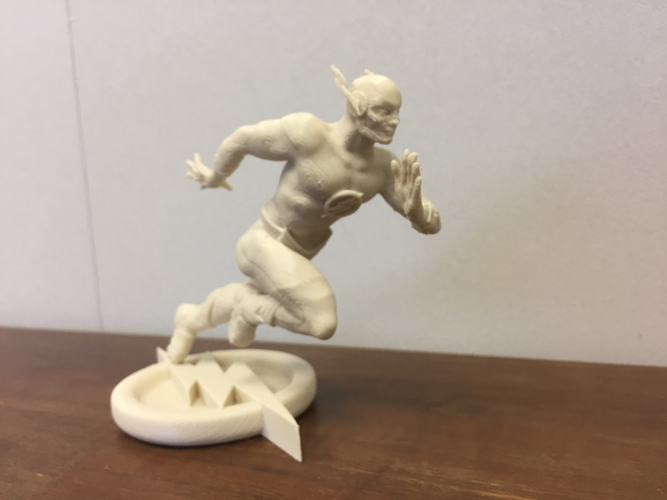 The Flash 3D print model 3D Print 27087