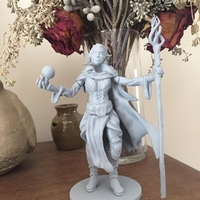Small Mage Elf 3D Printing 27097