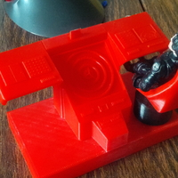 Small Star Trek Console 3D Printing 27156