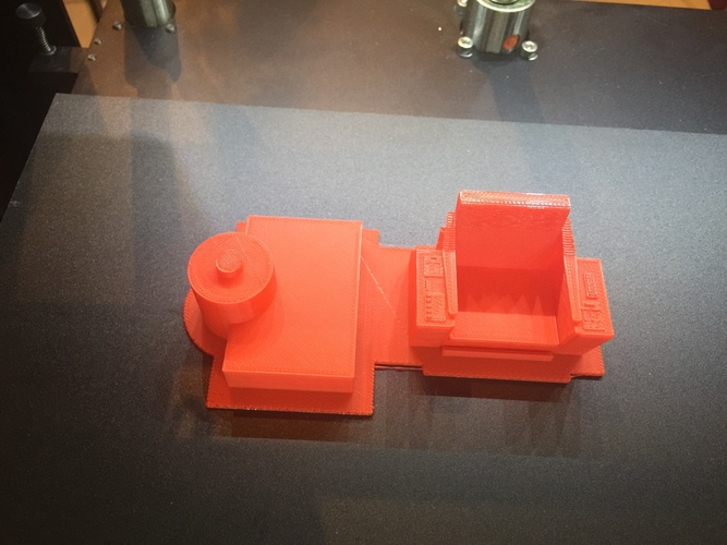 Captains Command Chair 3D Print 27158