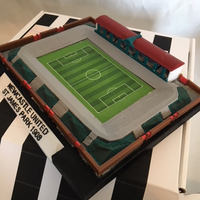 Small Newcastle United - St James Park 1908 3D Printing 27213
