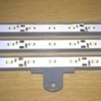 Small LED LightBAR 3D Printing 27553