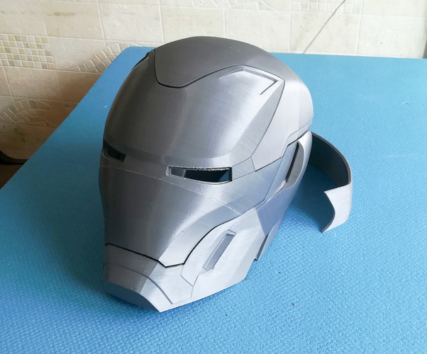 Iron Man Mark 50 Infinity War helmet 3D Print 27605