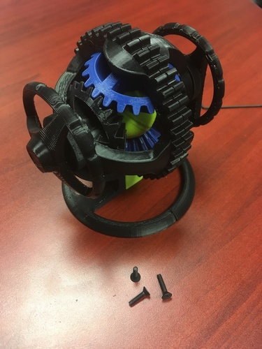 Spherical Differential 3D Print 27656