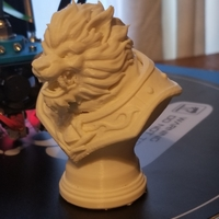 Small Lycanthrope 3D Printing 27861