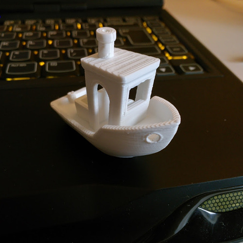 #3DBenchy - The jolly 3D printing torture-test 3D Print 2788
