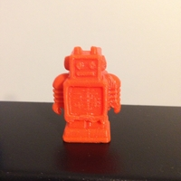 Small Ultimaker Robot 3D Printing 27911