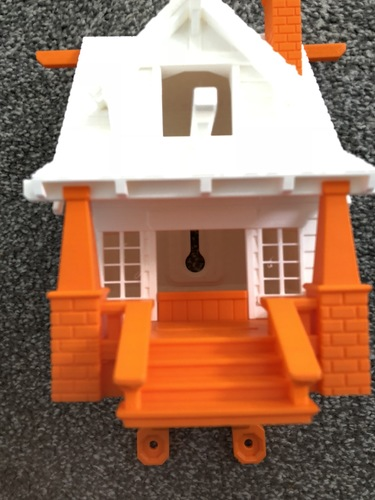 the American Craftsman Bungalow Birdhouse 3D Print 27933