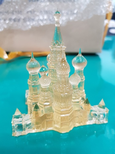 St. Basil's Cathedral 3D Print 28139