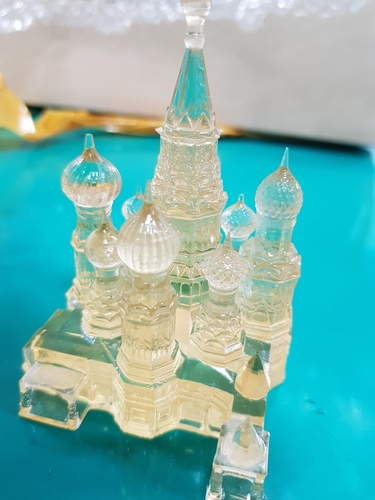 St. Basil's Cathedral 3D Print 28142
