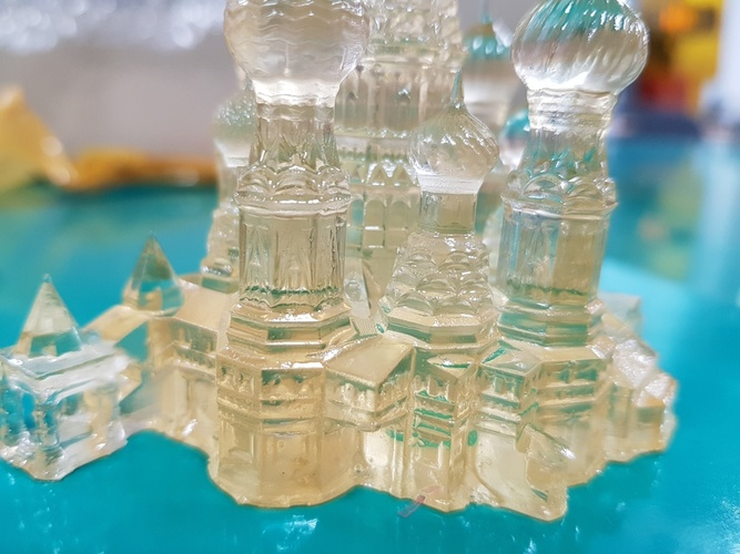 St. Basil's Cathedral 3D Print 28143