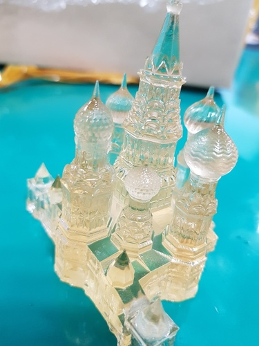 St. Basil's Cathedral 3D Print 28144