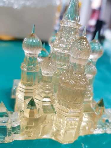 St. Basil's Cathedral 3D Print 28145