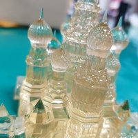 Small St. Basil's Cathedral 3D Printing 28145