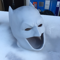 Small Batman Cowl 3D Printing 28238
