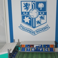 Small Tranmere Rovers - Prenton Park 3D Printing 28249