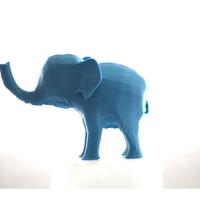 Small Elephant 3D Printing 28529