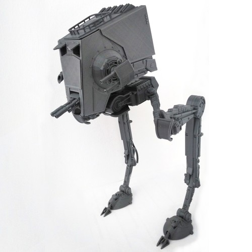 Star Wars ATST Walker - Ready to print - With instructions 3D Print 28548