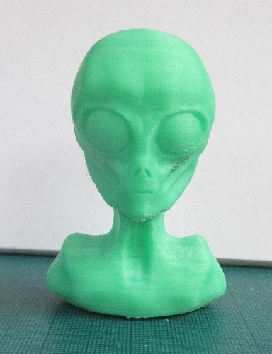 Little Alien 3D Print 28573
