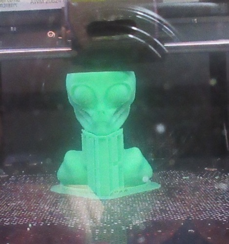 Little Alien 3D Print 28576