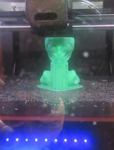 Little Alien 3D Print 28577