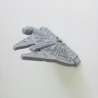 Small STAR WARS 3D Printing 28763