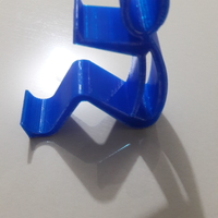 Small Phone holder Phone stand 3D Printing 28863