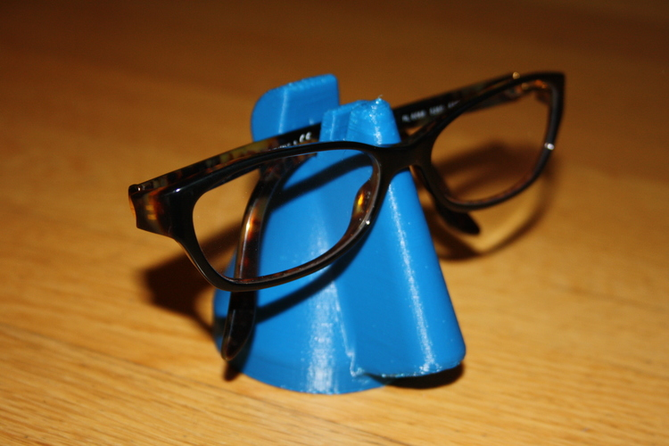 Porte-lunette / Glasses holder 3D Print 2895