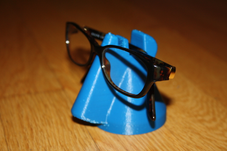 Porte-lunette / Glasses holder 3D Print 2896