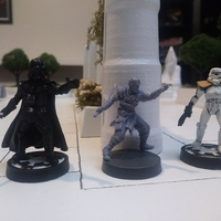 Small Avenging Acolyte 3D Printing 28982