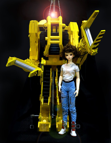 Power Loader 3D Print 29320