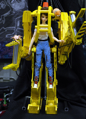 Power Loader 3D Print 29325