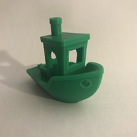 Small #3DBenchy - The jolly 3D printing torture-test 3D Printing 29448
