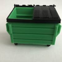 Small Dumpster 3D Printing 29517